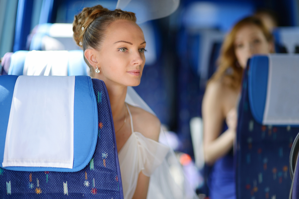 Wedding Bus Transport