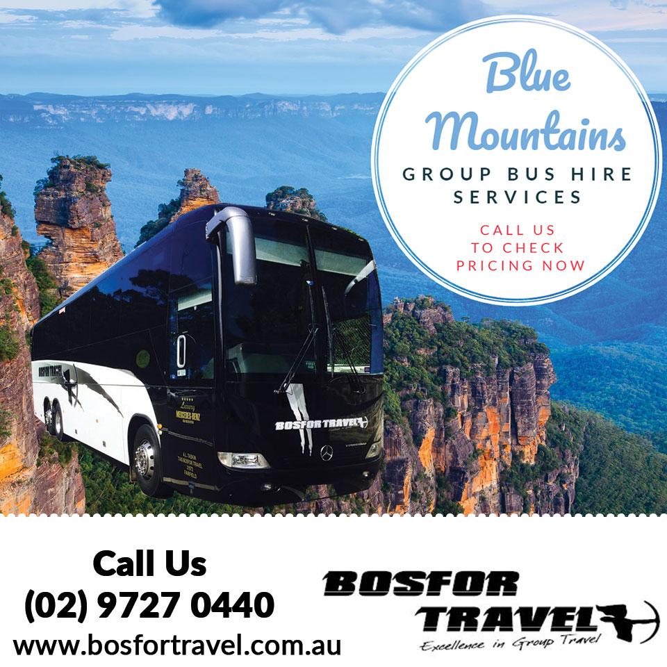 Blue Mountains Bus Hire