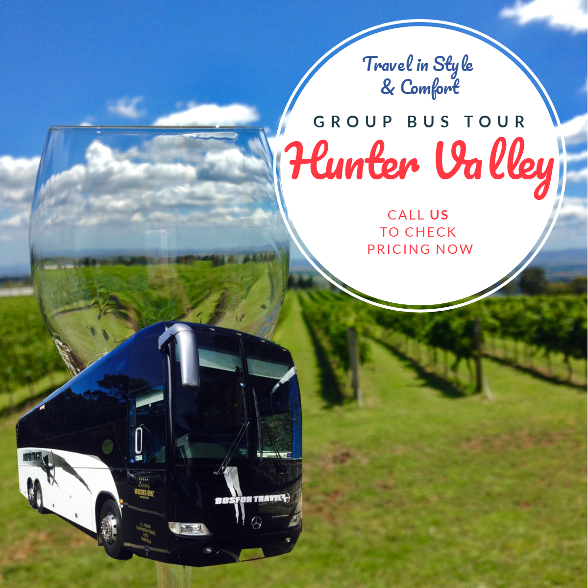 Hunter Valley Bus Hire