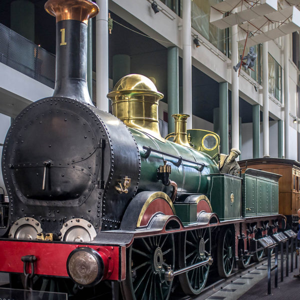 Thirlmere Rail Museum