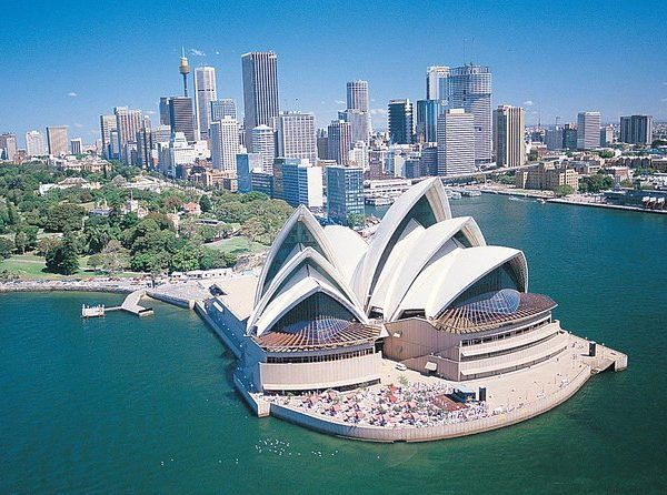 Sydney City Sights Tour