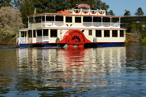 Nepean Belle Cruise Morning Tea Cruise – Minimum 40 pax