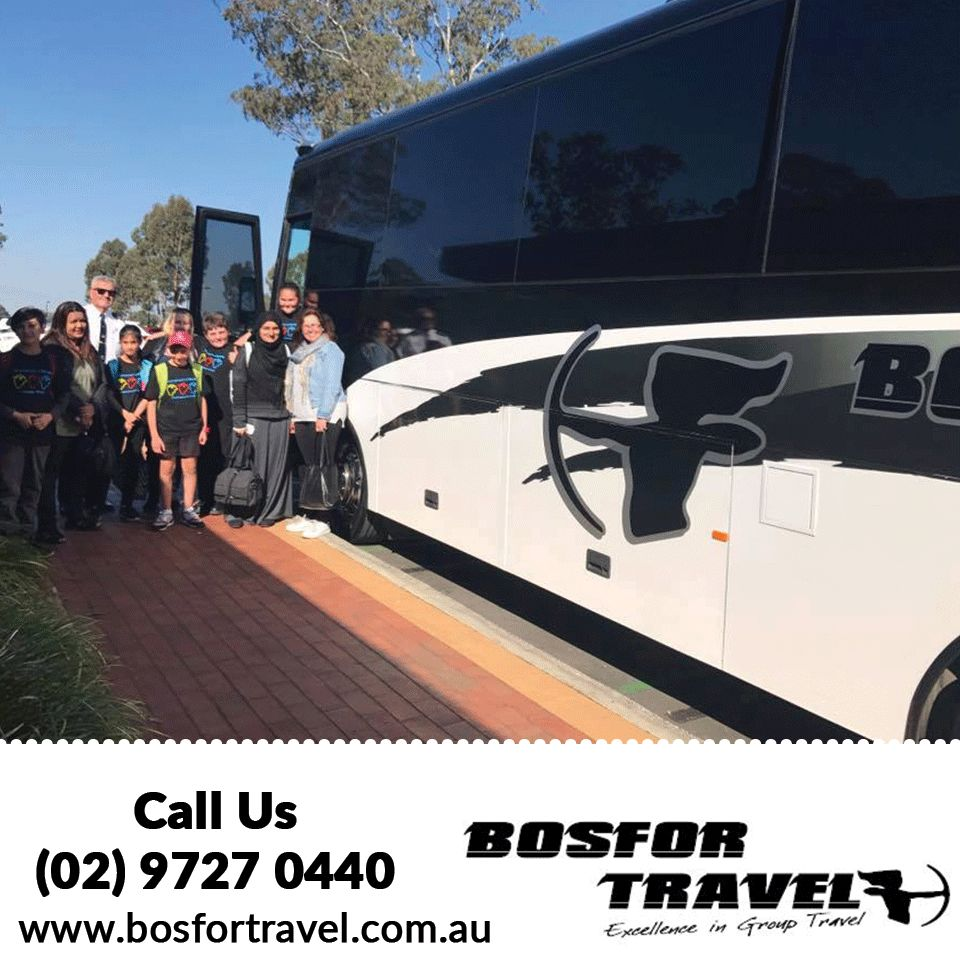 Group Bus Travel